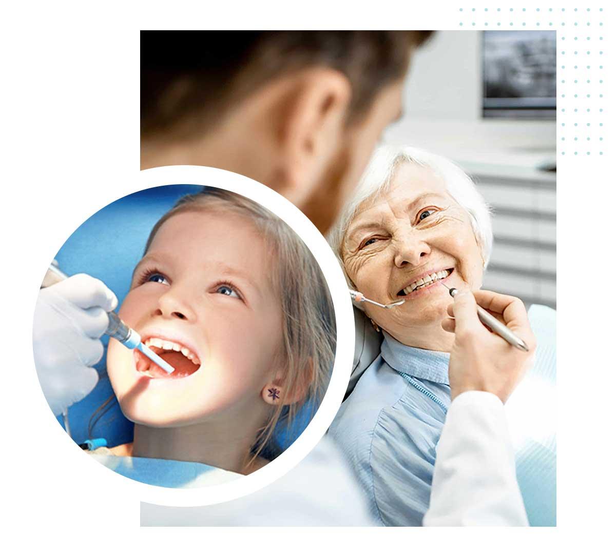 Dentista adulti e bambini bari