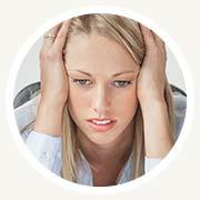 Stress causa problemi atm